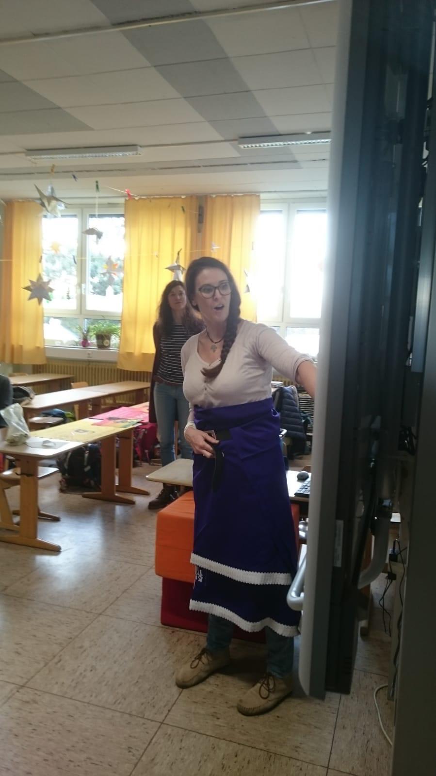 Frau Wirsch, Kinderschutzbund Germersheim